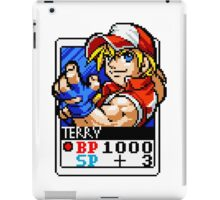 Terry Bogard iPad Case/Skin