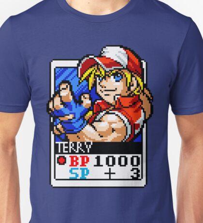 Terry Bogard - Fatal Fury/King of Fighters/KOF/SNK Unisex T-Shirt