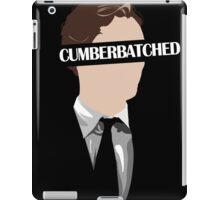 Cumberbatched iPad Case/Skin