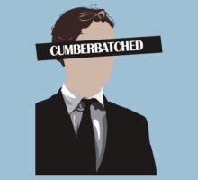 Cumberbatched Kids Tee