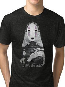 No Face Bathhouse  Tri-blend T-Shirt