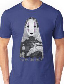 No Face Bathhouse  Unisex T-Shirt