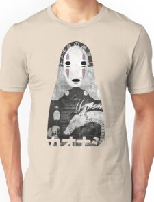 No Face Bathhouse  Unisex T-Shirt