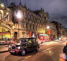 Taxi by NeilAlderney