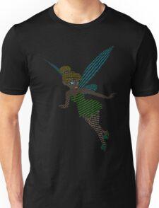 Typography Tinker Bell Unisex T-Shirt