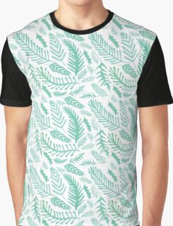 Forest Foliage Graphic T-Shirt