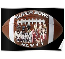 ☝ ☞ SUPERBOWL XLV11 (VERSION TWO ) QUES IS WHO WILL WIN??☝ ☞ Poster