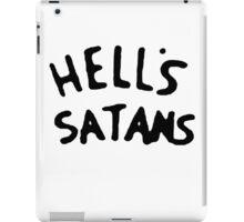 Hell's Satans iPad Case/Skin
