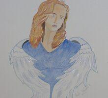 blue angel by paulamarie64