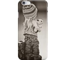 Eve and tobby iPhone Case/Skin