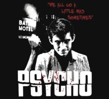 Psycho by blackiguana
