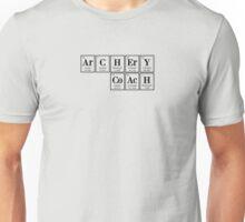 ArCHErY CoAcH (elements, transparent) Unisex T-Shirt