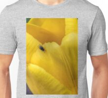 Fly on a Tulip Unisex T-Shirt