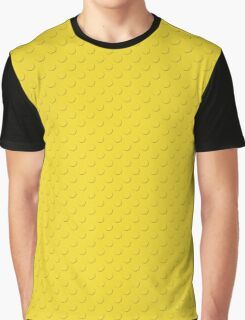 Yellow Lego Surface Graphic T-Shirt