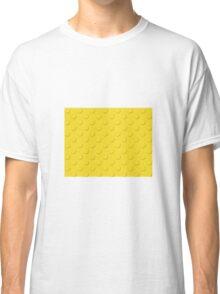 Yellow Lego Surface Classic T-Shirt