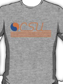 CSU Retro T-Shirt