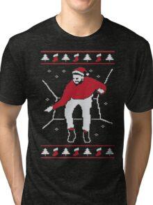 Christmas Hotline Bling Tri-blend T-Shirt