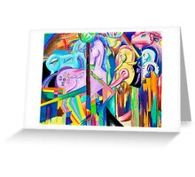 Franz Marc is a Brony Greeting Card