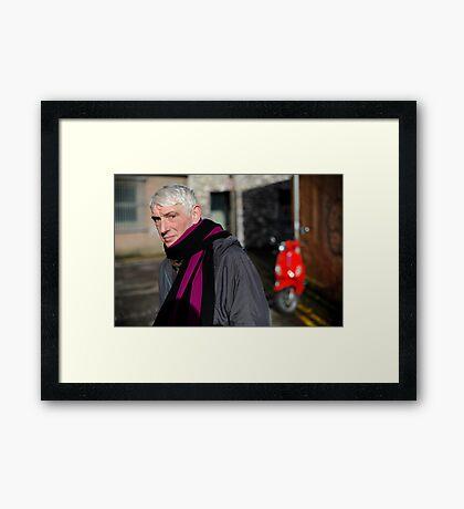 Irish Jack Framed Print