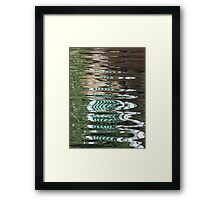 River Serpent - I Framed Print