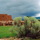 Pecos National Monument by Imagery