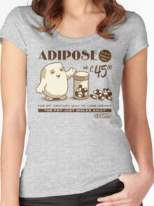 Adipose Women's Fitted Scoop T-Shirt