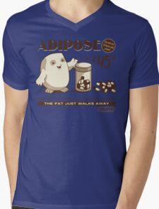 Adipose Mens V-Neck T-Shirt
