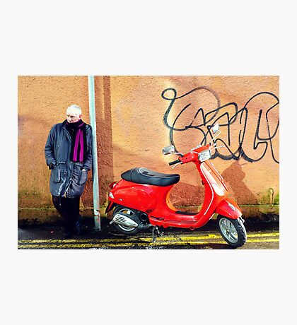 Jack The Mod Photographic Print