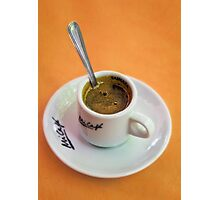 Perfect Cup of Coffee Photographic Print