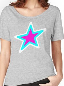 RETRO STAR  Women's Relaxed Fit T-Shirt