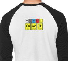 ArCHErY CoAcH (elements, BIG) Men's Baseball ¾ T-Shirt
