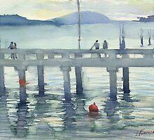Navy Pier by Irina Fominykh