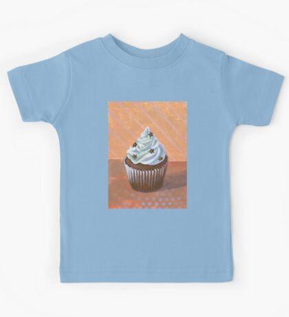 Chocolate Stars Cupcake Kids Tee