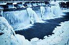 Rideau Falls, Ottawa by Yannik Hay