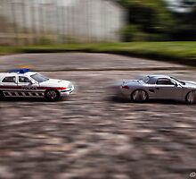 Toy Car High Speed Chase by Stevie B