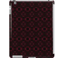 Red-N-Black iPad Case/Skin