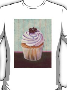 Chocolate Monster Cupcake T-Shirt