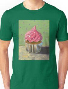 Russian Pink Cupcake Unisex T-Shirt