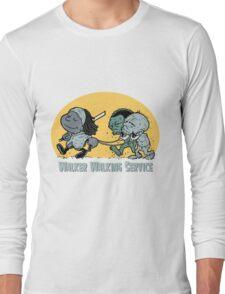 Walker Walking Service Long Sleeve T-Shirt