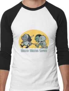 Walker Walking Service Men's Baseball ¾ T-Shirt