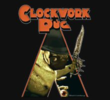 a clockwork pug Unisex T-Shirt