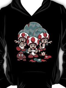 Trouble in the Mushroom Kingdom T-Shirt