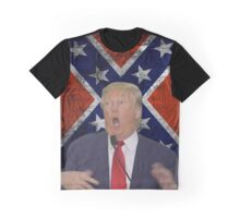 Donald Trump Retarded Graphic T-Shirt
