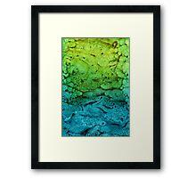 Rippling Framed Print