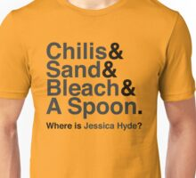Utopia Jetset Unisex T-Shirt