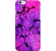 In the pinky purple iPhone Case/Skin