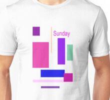 Sunday Unisex T-Shirt