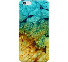 On the bottom of the beautiful briny sea iPhone Case/Skin