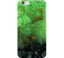 The birth of green iPhone Case/Skin