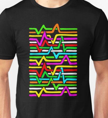 Justice DANCE Wave shirt Unisex T-Shirt